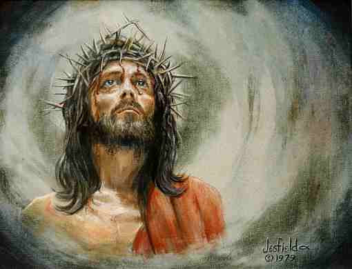 pic: Jesus-Crown of Thorns (by Leroy Jesfield)